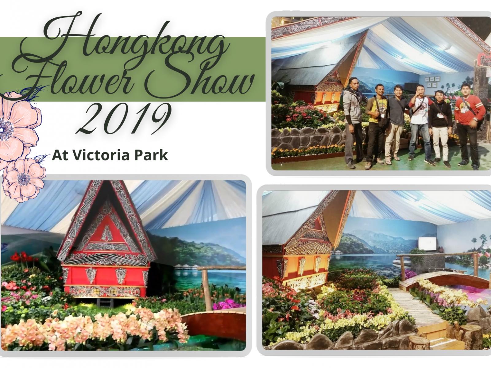 Kembali Dipercaya Mengerjakan Both Indonesia dalam event Hongkong Flower Show 2019. Dan kembali mendapatkan penghargaan #First Place di event tersebut.